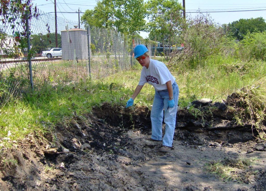 Pit Sampling - Environmental Site Assessments - Terrain Solutions